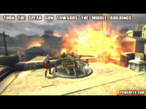 god of war 2 trophy guide