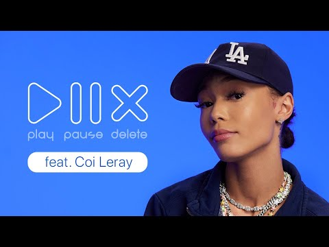 Coi Leray knocks expensive gifts and finds her superpower | Play, Pause, Delete | Apple