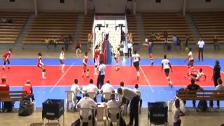 Live volleybal vanuit Jamaica : Suriname - USVI