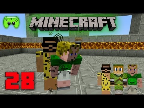 MINECRAFT Adventure-Map # 28 - tPC Parkour 2.0 «» Let's Play Minecraft | HD