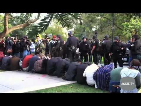 UC Davis Wants You To Forget About Its Pepper Spray Incident. So Here's The Video.