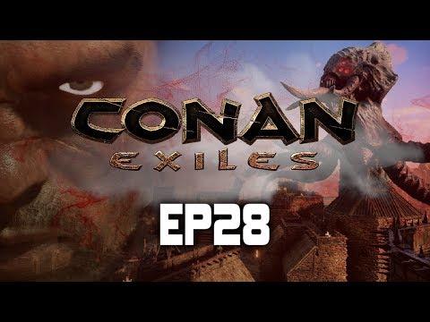 Conan Exiles | Multiplayer Co-op | EP28