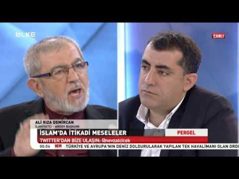 Ali Rıza DEMİRCAN hocanın Kur'an ve Sünnet Görüşü Nasıldır?
