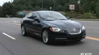 Review: 2009 Jaguar XF