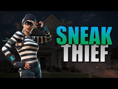 Sneak Thief - Game Tutorial Menjadi Maling !!