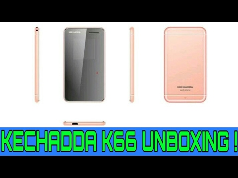 Kechaoda K66 Mobile Unboxing & Review Credit Card Size [hindi/Urdu][By Kuch V Jano]