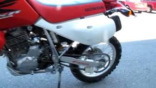 6. 2007 Honda XR 650L Dual Sport