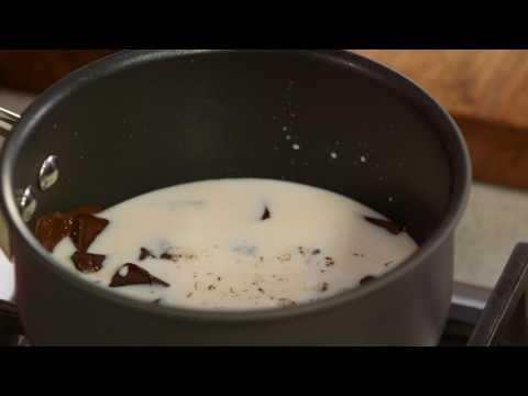 Almond Milk Chocolate Sauce   Everyday Gourmet S7 E84