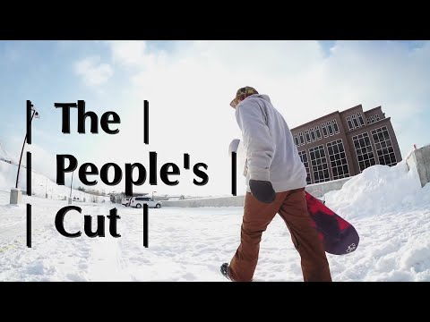 The People's Cut - A Snowboard Film