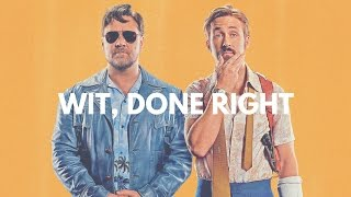 Nonton Shane Black S The Nice Guys  2016   Wit  Done Right   A Video Essay Film Subtitle Indonesia Streaming Movie Download