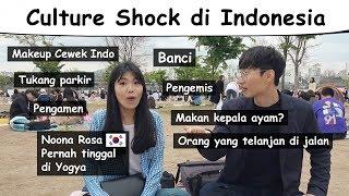 Video Kami Shock Banget Lihat Ini di Indonesia : Culture Shock Cewek Korea di Indonesia MP3, 3GP, MP4, WEBM, AVI, FLV Agustus 2019
