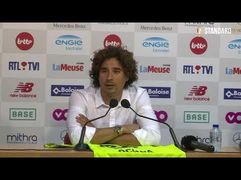 Conférence de presse - Guillermo Ochoa