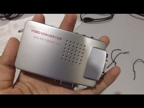 VGA To Video Converter Review