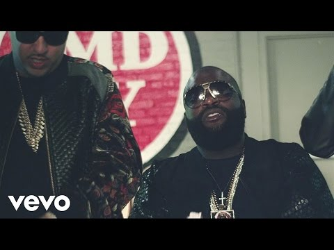 Music Video: Rick Ross Ft French Montana – What A Shame