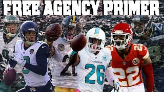 NFL Free Agency Preview: Big Names, Sleeper Studs, Risky Signings & More   Around the NFL by NFL