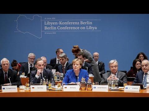 Διάσκεψη Βερολίνου για Λιβύη: Θετική η πρώτη αποτίμηση από την Ελλάδα – Οι διεθνείς αντιδράσεις…