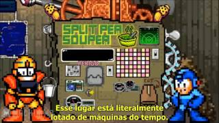 Mega Man Dies At The End - Casa Del Wily (Episódio 11): Legendado