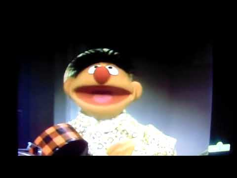 Sesame Street Ernie Sings That's What's Friends Are For