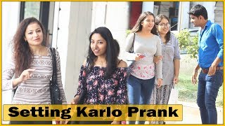 Video Setting Karlo Prank On Girls - Comment Trolling #13 | Prank In India | The HunGama Films MP3, 3GP, MP4, WEBM, AVI, FLV Desember 2018