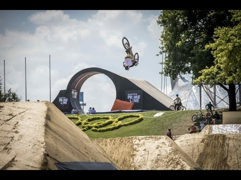 freestyle - More dirt jumping coming right up: http://win.gs/1lxRNQQ This FMB World Tour Gold Event offered up dirt jump action of the highest order. With five perfectly groomed jumps, and even a full...