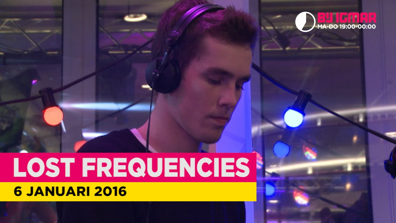 Lost Frequencies - Live @ Bij Igmar 2016
