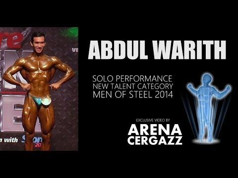 Abdul Warith - Persembahan Solo Final Score Men of Steel 2014