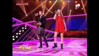 "Catinca Popa şi Jorge - Alejandro Fernandez si Christina Aguilera - ""Hoy Tengo Ganas de Ti"""