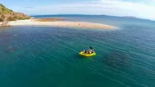 Orpheus Island Australia  city pictures gallery : Orpheus Island - Great Barrier Reef - Aerial Video
