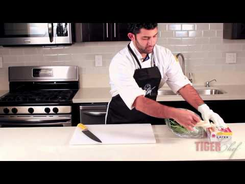 Cut Resistant Gloves And Butcher Gloves Showcased By TigerChef