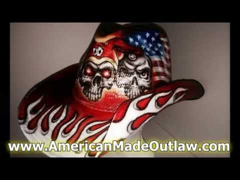 American Made Outlaw , The Leaders of Custom Made Cowboy hats.