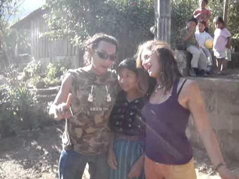 Mi marimbita - Paz en Guatemala, No mas violencia !