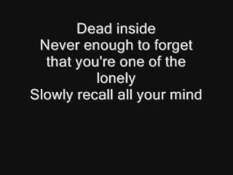 Disturbed Decadence Lyrics + Audio (видео)