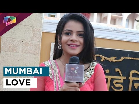 Jigyasa Singh's love for Mumbai