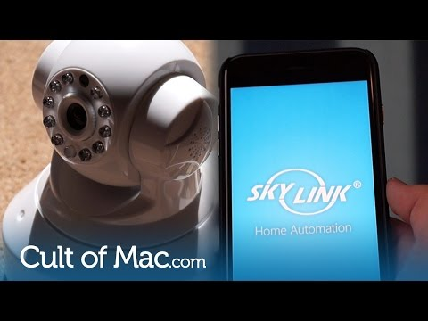 IOS Home Security Kit | Skylink Alarm System Starter Kit (Review)