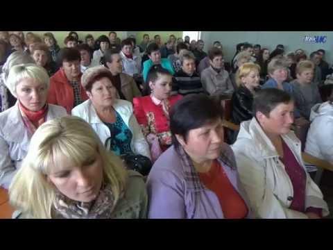 Торжественное собрание посвящённое дню машиностроителя на заводе ВолМет