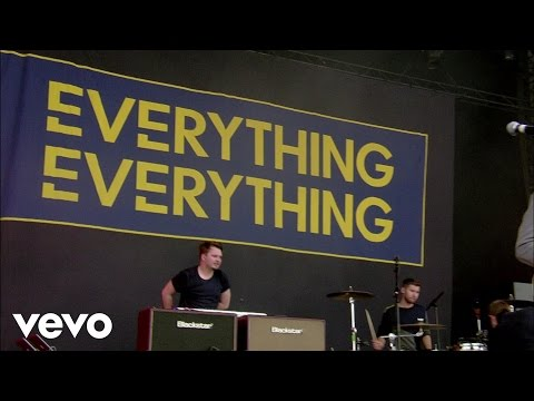 Everything Everything - Radiant (Summer Six live at the Isle of Wight Festival)