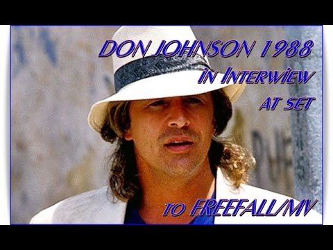 Interview Don Johnson sur le tournage de Freefall