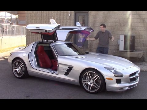 Heres Why The Mercedes Sls Amg photos
