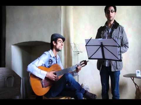 "Anass Habib et Abdelouahed Leghrib interprètent ""Nathalie"""