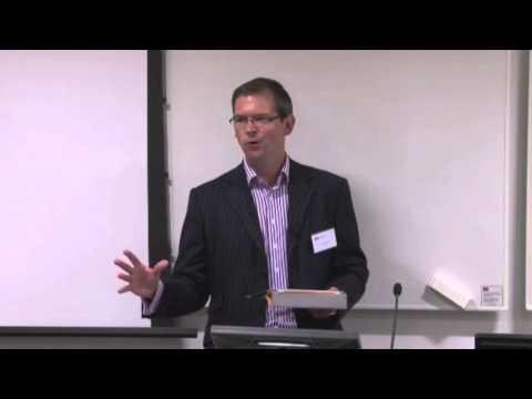 'Social Media Benchmarking' Event, Justin Bowser, Technology Market Interest Group