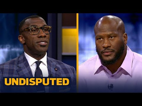 NFL Veteran James Harrison compares playing for Tomlin vs. Belichick and more | NFL | UNDISPUTED (видео)