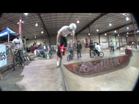 Etnies BMX Tour Ollie's Skatepark
