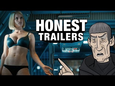 An Honest Trailer for Star Trek Into Darkness
