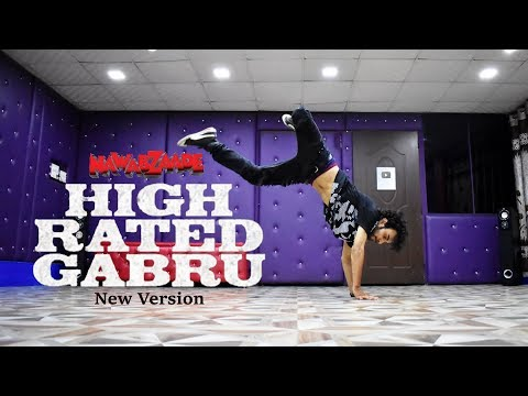 Nawabzaade: High Rated Gabru Dance Video By Ajay Poptron | Guru Randhawa | Raghav, Punit, Dharmesh