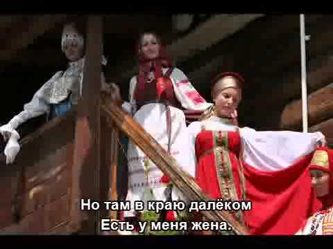 Надежда Кадышева и Александр Малинин   Миленький ты мой.