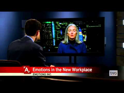 Emotions in the New Workplace – The Agenda with Steve Palkin