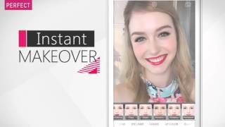 YouCam Makeup: Selfie Makeover YouTube video