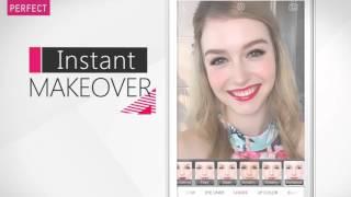 Video de Youtube de YouCam Makeup: Selfie Makeover