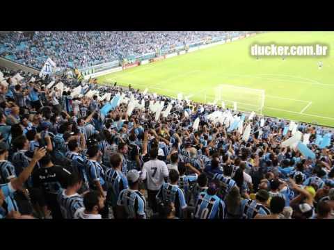 Grêmio 1 x 1 San Lorenzo - Libertadores 2016 - Único amor - Geral do Grêmio - Grêmio