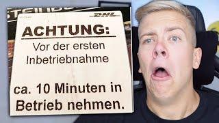 DUMME DHL Boten - eBay Kleinanzeigen Fails